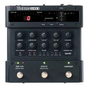 Procesor Efecte Digitech Vocalist Live 3