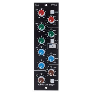 SSL 500 Series 611 EQ