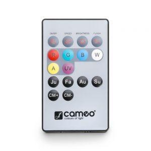 Proiectoare Led Par Cameo Flat Par 7X3W UV WH