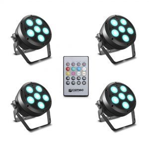 Proiectoare Led Par Cameo Root Par Set 1
