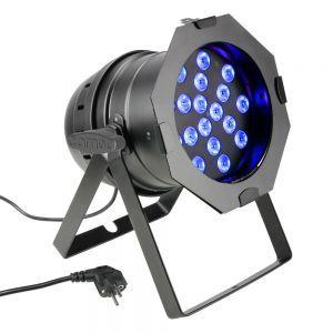 Cameo PAR 64 18x3W TRI LED RGB