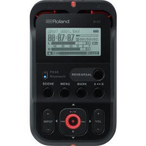 Recorder Portabil Roland R 07 Negru