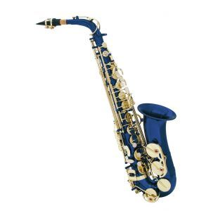 Saxofon Alto Dimavery SP-30 Eb Blue