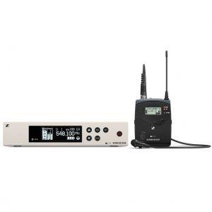 Wireless cu Lavaliera Sennheiser EW 100 G4-ME2-B