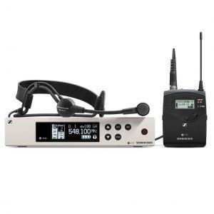 Wireless Headset Sennheiser EW 100 G4-ME3-B
