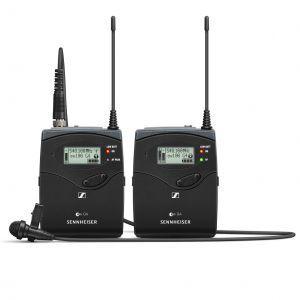 Wireless cu Lavaliera Sennheiser EW 112P G4-B