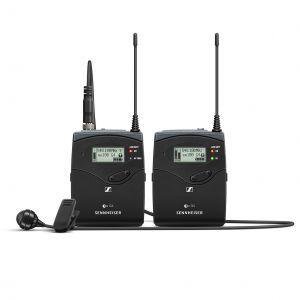 Wireless cu Lavaliera Sennheiser EW 122P G4-B