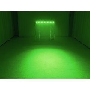 Set bare de leduri 12x Eurolite LED BAR-12 QCL RGBW + Case