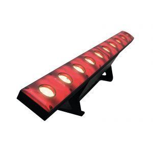 Set bare de leduri 2x Eurolite LED STP-10 ABL Sunbar + Case