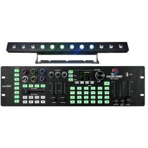 Eurolite LED PIX-12 QCL + controler
