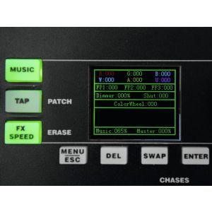 Set bare de leduri 4x Eurolite LED PIX-12 QCL + controler