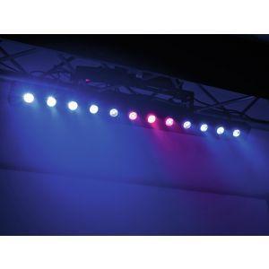 Set bare leduri 4x Eurolite LED PIX-12 HCL + controler
