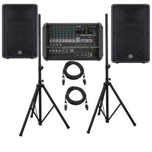 Yamaha EMX5 / CBR 15 Set