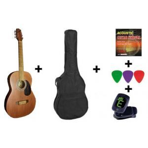 Hora Acoustic Guitar Standard Set 4/4 Brown
