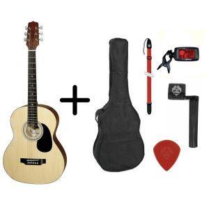 Hora Acoustic Guitar Standard Set 4/4