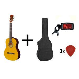 Hora Classic Guitar Set Laura 1/2