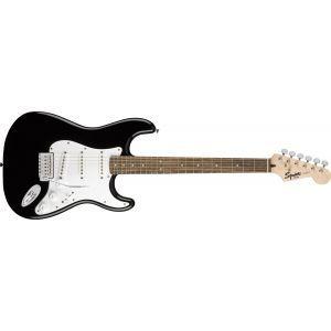 Set Chitara Electrica Squier Stratocaster cu Frontman 10G Negru