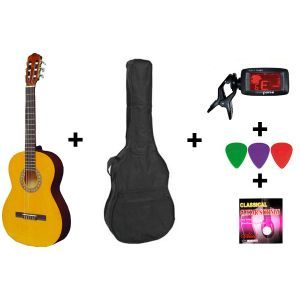 Hora Laura Classic Guitar Set 3/4