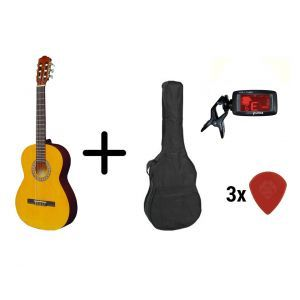Hora Laura Classic Guitar Set 4/4