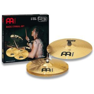 Set Cinele Meinl HCS 14/16