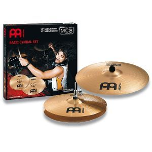 Set Cinele Meinl MCS 14/16