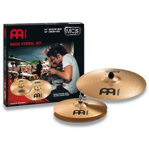 Set Cinele Meinl MCS 14/18