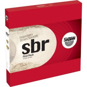 Set Cinele Sabian SBR First Pack