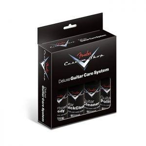 Fender Custom Shop 4 Pack Cleaning Kit