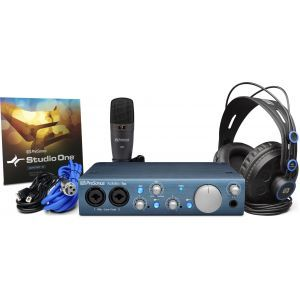 Set de Inregistrare Audio Presonus AudioBox iTwo Studio