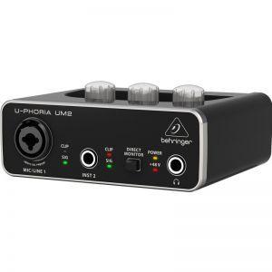 Set Inregistrare Audio Behringer U-Phoria Studio 1