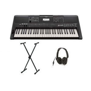Set Keyboard Yamaha PSR E463 SET1