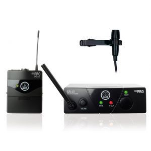 Set Microfon fara fir AKG WMS 40 Mini CK 99 L