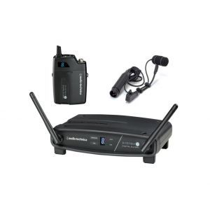 Set microfon fara fir Audio Technica System 10 ATW 1101 cu Pro 35