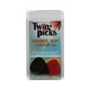 Set pene Twin Picks Acoustic Soft