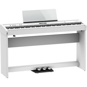 Roland FP 60X White Home SET