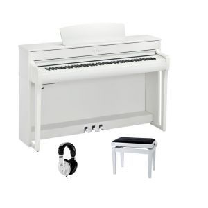Yamaha CLP 745 White SET
