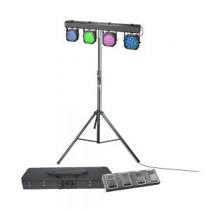 Set Proiectoare LED Par Cameo MPAR 1 SET