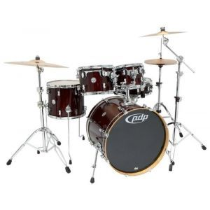 PDP by DW Concept Maple Ebony Stain