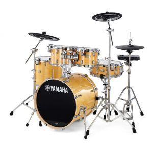 Yamaha Hybrid Stage Custom Pack Natural Wood