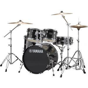 Set Toba Acustica Yamaha Rydeen Standard Black Glitter