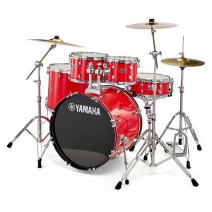 Set Toba Acustica Yamaha Rydeen Studio Hot Red