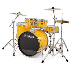 Set Toba Acustica Yamaha Rydeen Studio Mellow Yellow