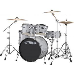 Set Toba Acustica Yamaha Rydeen Studio Silver Glitter