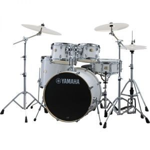 Set Tobe Acustice Yamaha SBP2F5 PW6W Stage Custom Birch