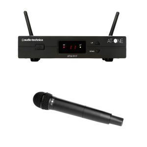 Sistem microfon fara fir Audio Technica AT One ATW-13F