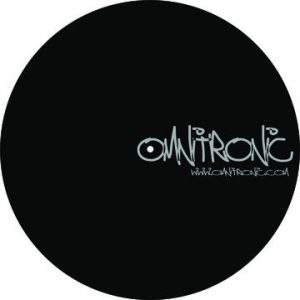 Slipmat Antistatic Turntable Omnitronic