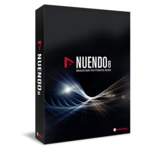 Software DAW Steinberg Nuendo 8 EE