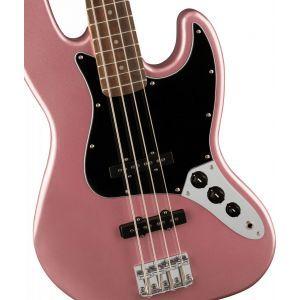 Squier Affinity Series Jazz Bass Burgundy Mist