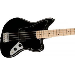 Squier Affinity Series Jaguar Bass H Black
