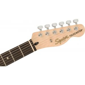 Squier Affinity Series Telecaster Deluxe Burgundy Mist